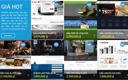 Tiêu chuẩn thiết kế website bán hàng như thế nào?