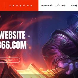 Thế nào là thiết kế website giới thiệu