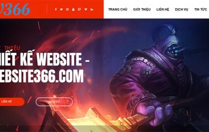 Thế nào là thiết kế website giới thiệu?
