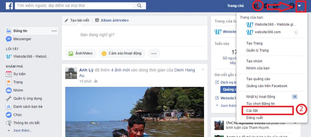 Không cho người lạ xem thông tin cũ trên facebook