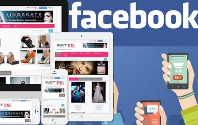 Tại sao cần website bán hàng thay vì bán hàng trên Facebook?