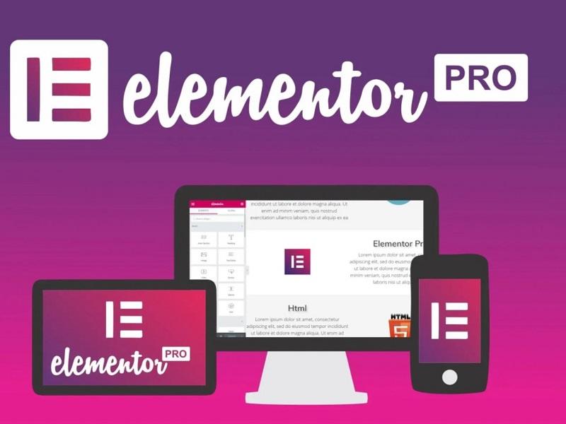 Thiết kế Website kéo thả bằng Plugin Elementor như thế nào?